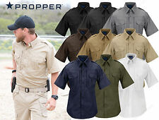 Propper Lightweight Tactical Shirt - Mens Short Sleeve Button Up