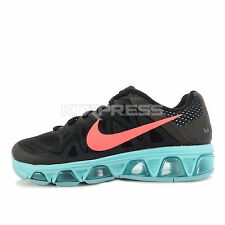 WMNS Nike Air Max Tailwind 7 [683635-008] Running Black/Hot Lava-Light Aqua