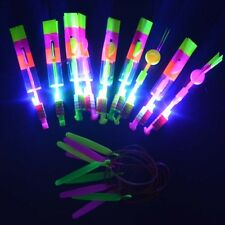 Wholesale Amazing Sling Shot Light-Up LED Shoot Up Arrow Flying Toy Party