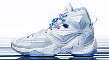 Nike LeBron XIII 13 Xmas Mens Basketball Shoes 816278-144 Christmas Limited  NEW