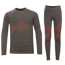 New Mens Winter Underclothes Thermal Inner Ski Snow Suit Tops + Underwear Pants