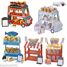 PARTY TABLE 3 TIER STALL WEDDING BIRTHDAY NOVELTY RETRO CARDBOARD FOOD STAND