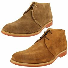 Mens Anatomic & Co Stylish Lace-Up Ankle Boots Style Colorado -w