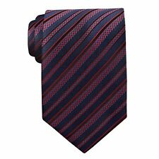 Hand Tailored Wooven Neck Tie, Style #L91834-A5