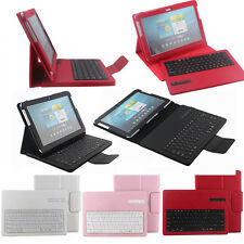 Removable Bluetooth Keyboard Case Cover For Samsung Galaxy Tab2 10.1 P5100 P5110