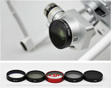 PGY Protector Cover/MC UV/ND4/ND8/CPL filter Lens for DJI phantom 3/4 Camera