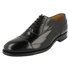 Mens Loake Formal Leather Shoes Fitting G Style - 200