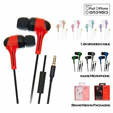 Urbanz Vita Earphones | Noise Isolating In-Ear Earbuds with Powerful Bass