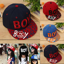 2016 Hot Hip-Hop Cap Kids Baby Visor Baseball Cap Cotton Hat for Child