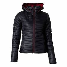 Spyder Womens Treasure Featherless Down Ski Jacket Long Sleeve Outerwear Coat
