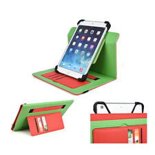 """KroO Universal Spinner Cover w/ Card Holders fit NuVision 10.1"""" Android Tablet"""