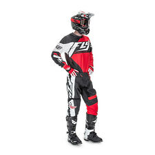 Fly Racing Motocross Pants + Jersey 2016 - F-16 - red-black