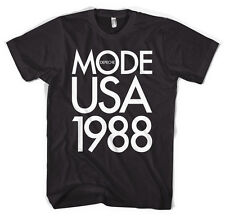 Depeche Mode 1988 USA Tour  Unisex T shirt  All Sizes