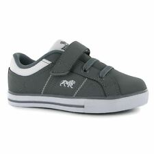 Lonsdale Latimer Thick Sole Trainers Pumps Running Sneakers Infant Boys