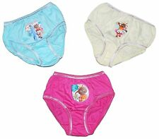 Upsy Daisy In the Night Garden 3 Pack Briefs Pants Knickers 3-4 Years
