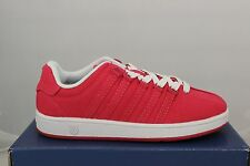 Children's K Swiss Classic VN Sneakers Raspberry/White 53346627 Brand New in Box