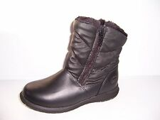 Totes Spencer Women's Black Water-Resistant Cold Weather Boots SIZES 6 & 11 NEW!