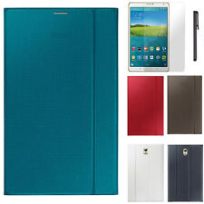 Leather Case Cover 8.4Inch For Samsung Galaxy Tab S T700+Screen Film +Stylus Pen
