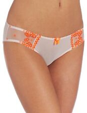 Panache 5852 Cleo Lucy Brief Knickers Neon Orange Various Sizes New Lingerie