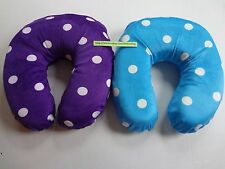U Shaped Foam Travel Pillow Neck Support Head Cushion Auto Car Sleep USA Seller!