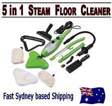 Steam Mop H2O 5 in 1 Multi Function Steam Cleaner X5 Floor Carpet Window Garment