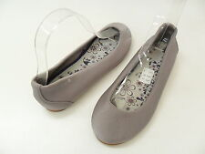 Gravis Eva Ladies Casual Ballet Flats Shoes Silver Brown Black  Size Us 6 -  7