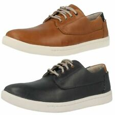 Men's Clarks Midcut Casual Sporty Lace Up Shoes Style - Newood Fly