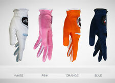 Ladies Womens Pair of Golf Gloves Left Right Hand Golf Glove Soft Beathable