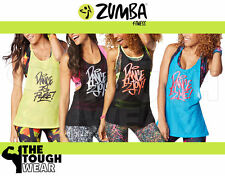 Zumba Fitness LLC - Dance Is Mesh Tank -4 colors - Original Zumba TankTop