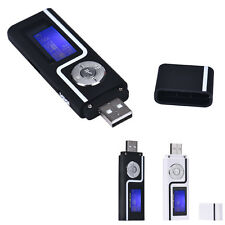 Portable 16GB LCD Screen USB MP3 Player Music Support 16GB TF Card Free Shipping