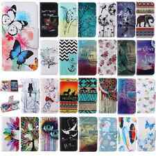 BOYA protect skin PU wallet leather case for SAMSUNG mobile phone flip cover