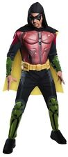 Arkham Batman: Robin Muscle Chest Adult Costume
