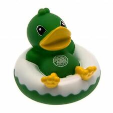 Celtic FC Rubber Dinghy Duck Football Soccer SPL Team Bath Toy