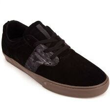 FALLEN CHEIF XI BLACK ACID GUM MENS CASUAL SKATE SHOES SNEAKERS CLEARANCE