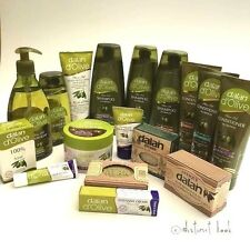 DALAN D'OLIVE OIL Shampoo Conditioner Shower Gel Soap Hand Cream Body Butter