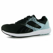 Puma Racer Fracture Running Shoes Womens Black/Mint Trainers Sneakers Fitness
