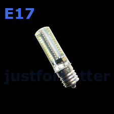1-20pcs E17 C9 Base 6W Super Bright 104-3014 SMD LED Light Bulb Silicone lamp