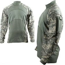 MASSIF COMBAT SHIRT FLAME RESISTANT FRACU ARMY MILITARY ACU