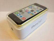 Apple iPhone 5C 32 GB YELLOW EE Vodafone Network Smartphone Boxed FULLY WORKING