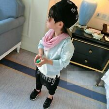 Boys Sun Protection Clothing Kids Letter Outerwear Cotton Basic Jacket Overcoat