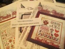 Timeless Designs Sampler Cross Stitch CHART Your Choice