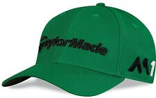 NEW 2016 TAYLORMADE GOLF NEW ERA TOUR 39THIRTY STRETCH FITTED CAP HAT, ASSORTED