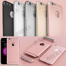 New Slim Ultra-thin Shockproof Hybrid Hard Case Cover For iPhone 5S 6 6S 7 Plus