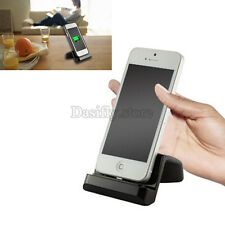 Desktop Charger Charging Cradle Station Dock Stand For Samsung iPhone 5 6 Huawei