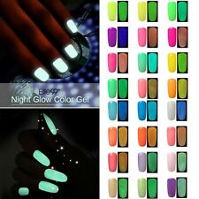 Elite99 Latest Neon Collection Night Glow Color Gel Nail Soak Off UV LED 10ML