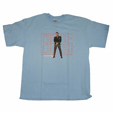 OFFICIAL Elvis In Lights Presley The King Of Rock and Roll T-Shirt 4F
