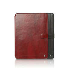 Zenus Neo Classic Leather Protect Slim Smart Diary Cover Case For Apple iPad Air
