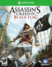 Assassin's Creed IV Black Flag  (Microsoft Xbox One, 2013) BRAND NEW!