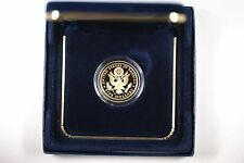 2008 Bald Eagle Commemorative Proof $5 Gold Coin w Box/COA