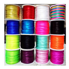 Multicolor Elastic Stretch String Thread Cord for Bracelet Jewelry Beads DIY HP1